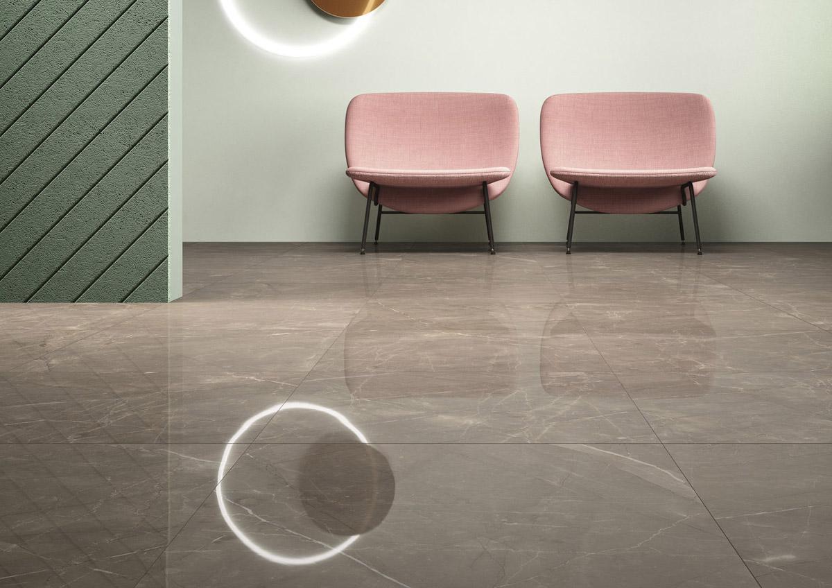 Piastrelle in gres porcellanato effetto marmo granito marble lab