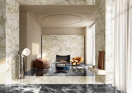 Piastrelle e gres porcellanato per casa e architettura fiandre