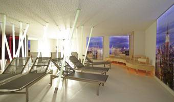 AREA BENESSERE MANHATTAN FITNESS