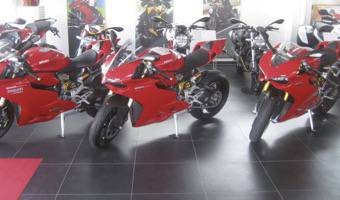 DUCATI SHOWROOM TRINKNER