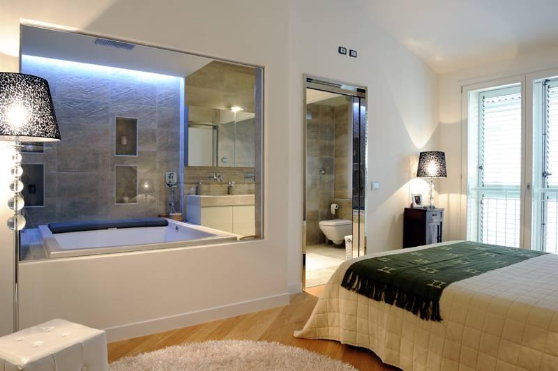 Residenziale: Camera Padronale Con Bagno