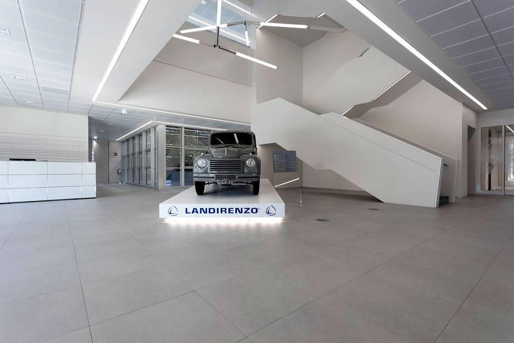 landirenzo, italy - fiandre - Arredo Bagno Cavriago