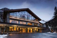 Hotels - GRAND HOTEL COURMAYEUR MONT BLANC