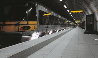 HEATHROW EXPRESS TRAIN TERMINAL