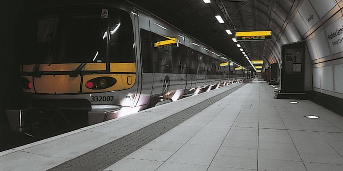 Stazioni e aeroporti - HEATHROW EXPRESS TRAIN TERMINAL
