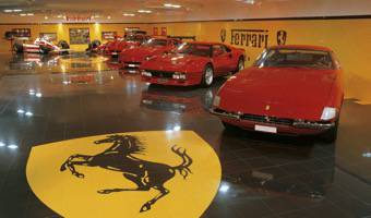GARAGE PRIVATO FERRARI
