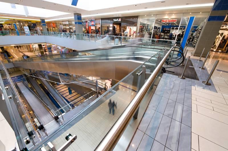 Centri commerciali centro commerciale porta di roma for Progetti di costruzione commerciale gratuiti