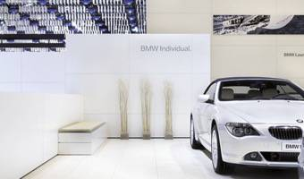 STAND BMW SALONE DELL'AUTO
